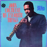 John Coltrane Vinyl (Used)