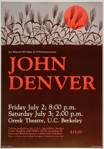 John DenverPoster