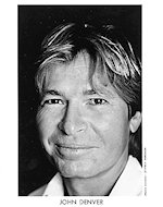 John Denver Promo Print