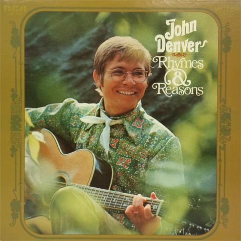 John Denver Vinyl (Used)