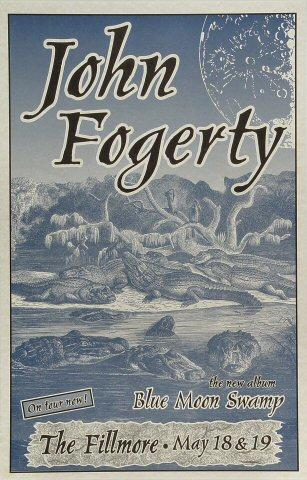 John Fogerty Poster