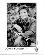 John Fogerty Promo Print