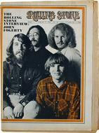 Jefferson Airplane Rolling Stone Magazine