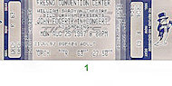 John Fogerty Vintage Ticket