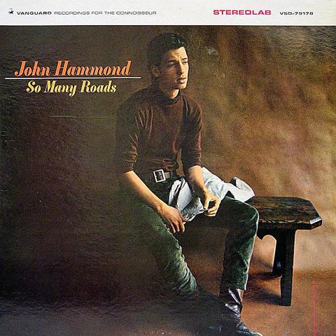 John Hammond Vinyl (Used)