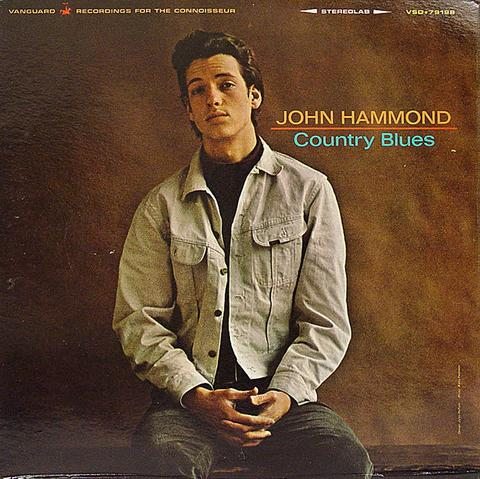 John Hammond Vinyl (Used)