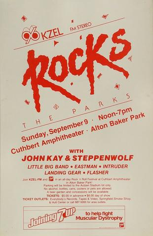 John Kay Poster