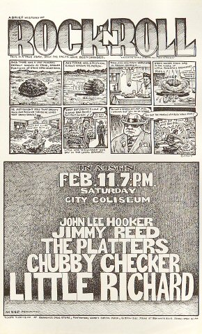 John Lee HookerHandbill
