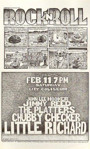 John Lee HookerHandbill