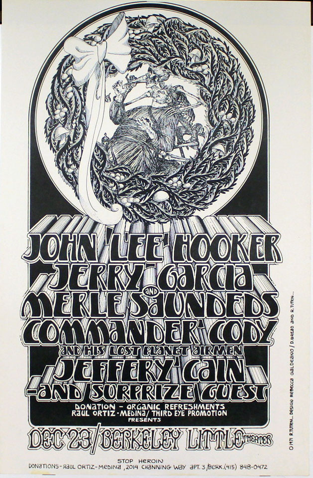 John Lee HookerPoster