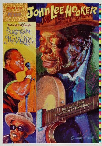 John Lee Hooker Proof