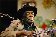 John Lee Hooker Vintage Print