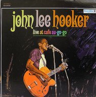 John Lee Hooker Vinyl (Used)