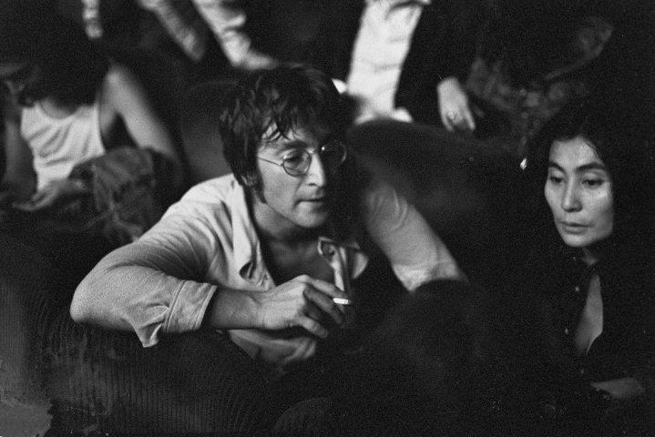 John LennonFine Art Print