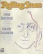 John Lennon Rolling Stone Magazine