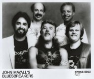John Mayall & the Bluesbreakers Promo Print
