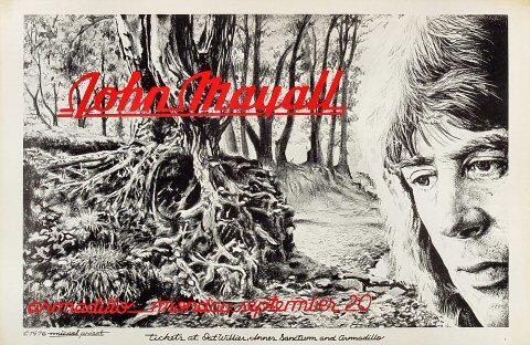 John Mayall Poster