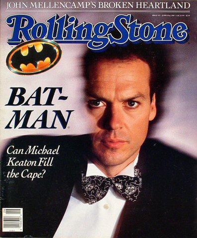 John MellencampRolling Stone Magazine