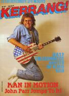 John Parr Magazine