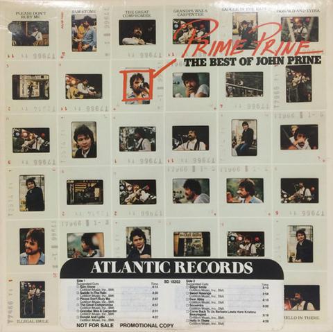 John Prine Vinyl (Used)