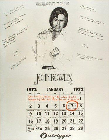 John Rowles Poster