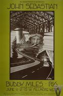John Sebastian Postcard
