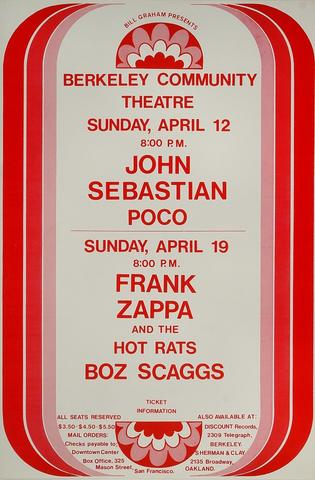 John Sebastian Poster