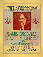 John Sinclair Handbill