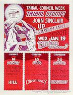 John Sinclair Handbill