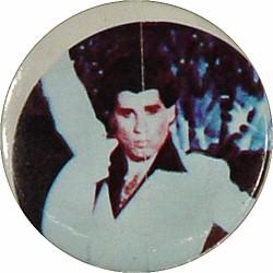 John TravoltaVintage Pin