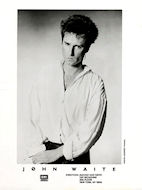 John Waite Promo Print
