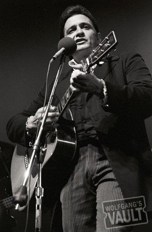 Johnny Cash Fine Art Print