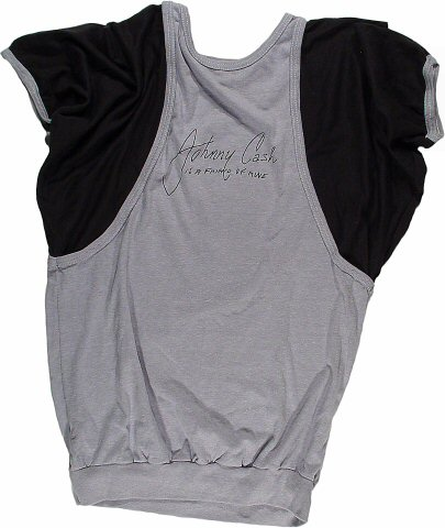 Johnny CashMen's Vintage T-Shirt