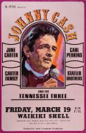 Carl Perkins Poster