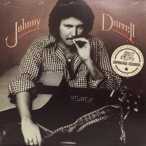 Johnny Darrell Vinyl (Used)