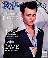 Johnny Depp Rolling Stone Magazine