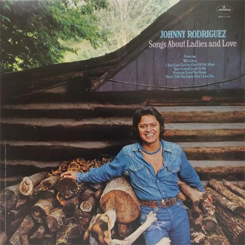 Johnny Rodriguez Vinyl (Used)