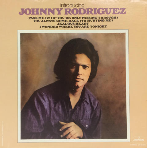 Johnny Rodriguez Vinyl (Used)