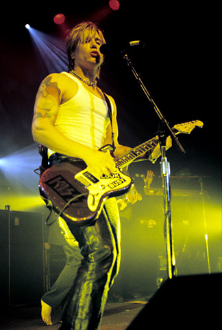 Johnny Rzeznik BG Archives Print
