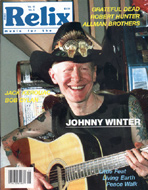 Johnny Winter Magazine
