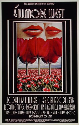 Eric Burdon Poster