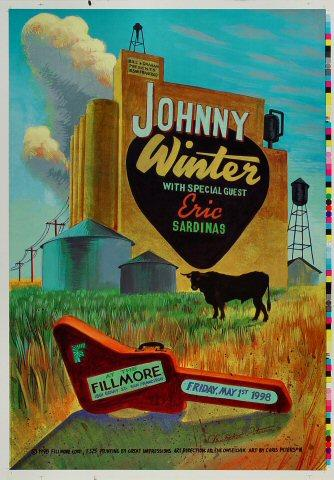 Johnny Winter Proof