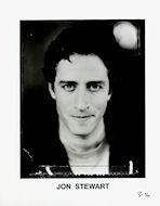 Jon Stewart Promo Print