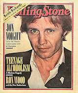 Ron Wood Rolling Stone Magazine