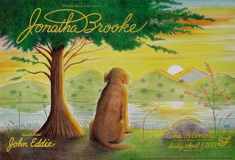 Jonatha Brooke Poster