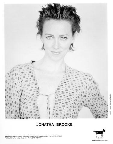 Jonatha BrookePromo Print
