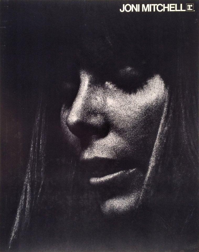 Joni Mitchell Poster