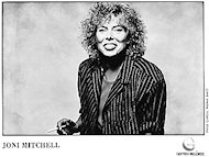Joni Mitchell Promo Print
