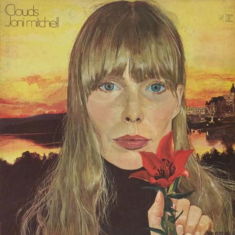 Joni Mitchell Vinyl (Used)
