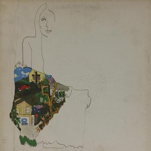 Joni Mitchell Vinyl (Used)